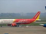 自6月16日起越捷的飞行时间将恢复稳定