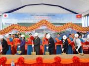 采用日本技术的石膏生产项目在巴地头顿省兴建