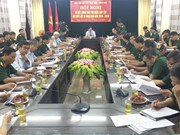 大力推进在老挝越南志愿军烈士遗骸收迁工作