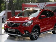 越南汽车制造商VinFast 向客户移交首批650辆Fadil牌汽车
