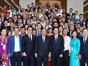 阮春福总理:私营经济仍然拥有巨大的发展余地