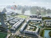 越南广宁省是房地产开发商颇具吸引力的目的地