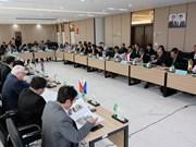 东盟糖业联盟第四次会议在胡志明市举行