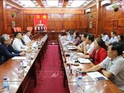 日本希望与平福省企业建立合作关系