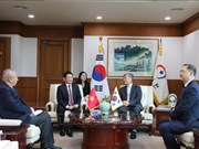 越南与韩国两国审计机关加强合作