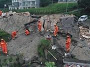 政府总理阮春福就四川地震向中国国务院总理致电表示慰问