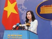 越南希望各国为维护东海和平和稳定做出积极贡献