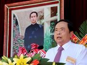 越南祖国阵线中央委员会主席出席和好教创教80周年纪念典礼