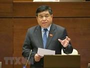 计划与投资部部长阮志勇:改革创新是增长的最重要动力