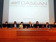 意大利企业寻找在越南和东盟的经营合作机会