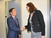 越南与欧盟为《越欧自由贸易协定》早日签署作出积极努力