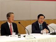 王廷惠:越南和韩国具备足够条件推动两国关系迈上更高台阶