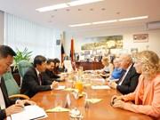 越南与捷克加强地方政府间合作