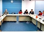 越南与俄罗斯加强议会合作