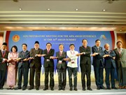 越南国会副主席汪周刘出席东盟议会联盟-东盟领导人会晤