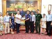 挪威人民援助组织帮助越南承天顺化省清除地雷