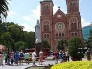 2019年上半年胡志明市接待国际游客人数增长10.1%