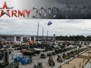 越南出席俄罗斯国际军事技术论坛