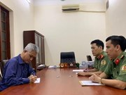 广宁省发现非法居留当导游的两名外国人