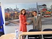越南与欧盟自由贸易协定(EVFTA) 将于6月30日在河内签署