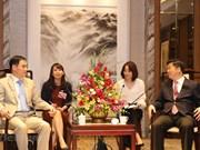 越南与中国广东省加强合作