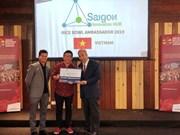 西贡创新中心被选为亚洲创业项目越南的唯一代表