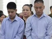 跨国贩毒团伙案一审宣判 3人获死刑