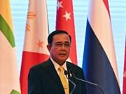泰国总理呼吁地区各国促进现代化以保持竞争力