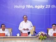 政府总理阮春福:北部重点经济区继续发挥全国政治、经济和文化中心