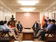越南与韩国加强旅游、文化、体育合作