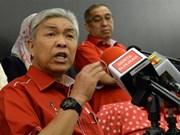马来西亚前副总理阿末扎希再被加控7项罪名