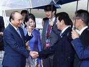 阮春福总理:越南出席G20峰会充分肯定国际社会对越南的国际地位给予高度认可