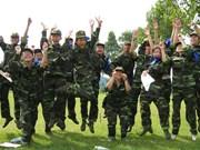 兵味十足的军事夏令营——小朋友暑假学习娱乐平台