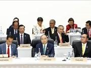 G20峰会:越南政府总理阮春福提出越南致力于蓝色大海的倡议