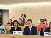 越南注重提高妇女应对气候变化能力