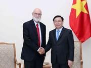王廷惠副总理:越南与以色列经济结构具有互补性