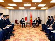G20峰会:政府总理阮春福会见日本投资者