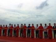 越南政府副总理王廷惠出席河静省体育场落成典礼