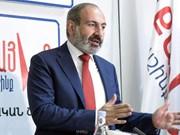 亚美尼亚总理对越南进行正式访问:促进越南与亚美尼亚的传统友好合作关系