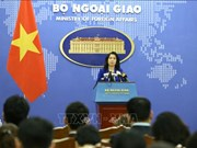 越南外交部发言人:越南尊重公民的宗教信仰自由