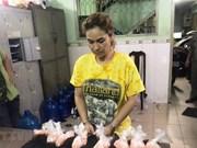 西宁省:破获一起从柬埔寨运往越南销售的毒品案件