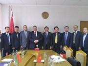 越南与欧洲一些国家分享促进对外信息工作经验