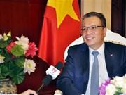 越南驻华大使邓明魁:越南国会主席访华之旅将增进两国政治互信