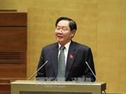 老挝内政部借鉴越南国家机器的经验