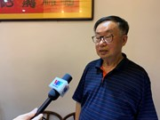 中国舆论对越南国会主席阮氏金银访华表示欢迎
