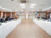 越南公安部与韩国警察局同意加强合作 打击毒品犯罪