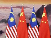 中国与马来西亚加强双边关系