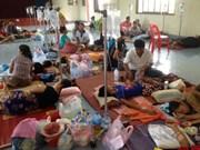 老挝发布全国登革热疫情警报