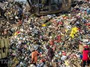 """印尼将200多吨""""洋垃圾""""退回澳大利亚"""
