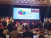 法语国家议会联盟越南委员会主席阮翠英当选法语国家议会联盟副主席